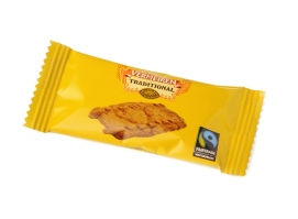 Vermeiren spéculoos traditionnel fairtrade 200x5,5g - Vermeiren traditionele fairtrade speculoos 200x5,5g